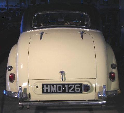 1952 riley 1.5 b