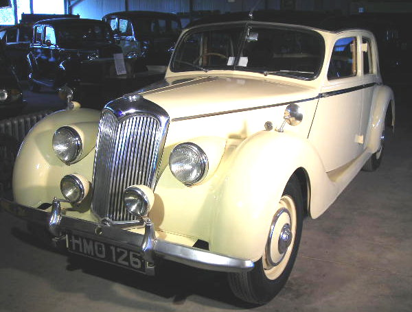 1952 riley 1.5 fs