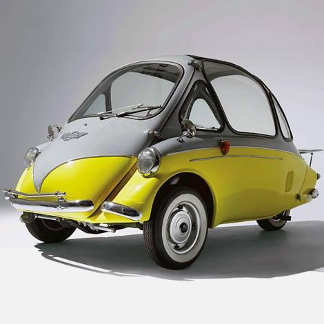 1962 Heinkel Trojan bubblecar