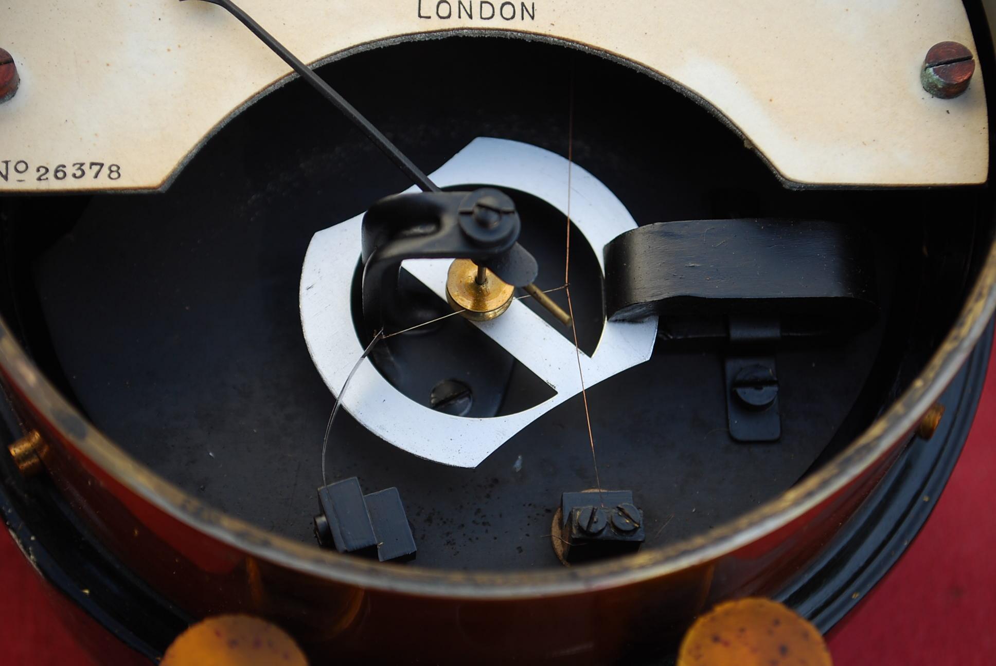 30 A Ammeter magnet