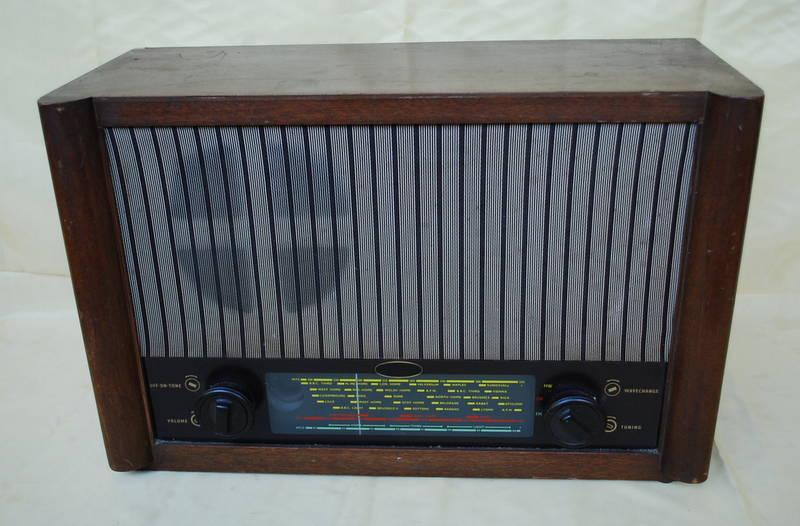Baird 301 AM FM