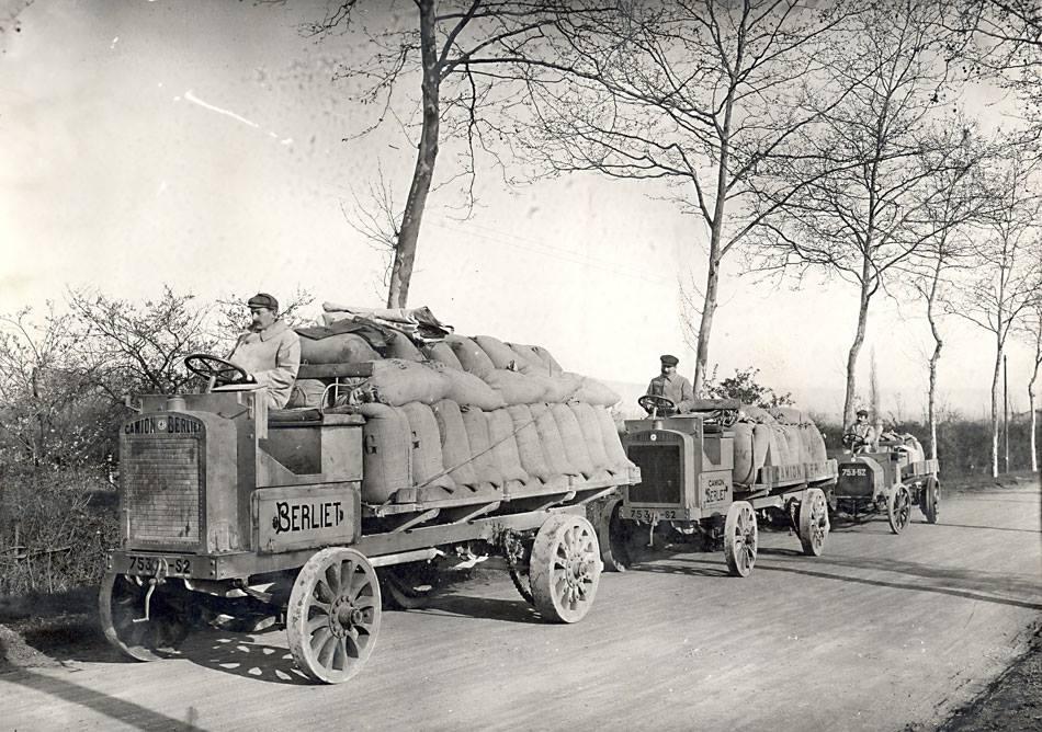 Berliet 1907
