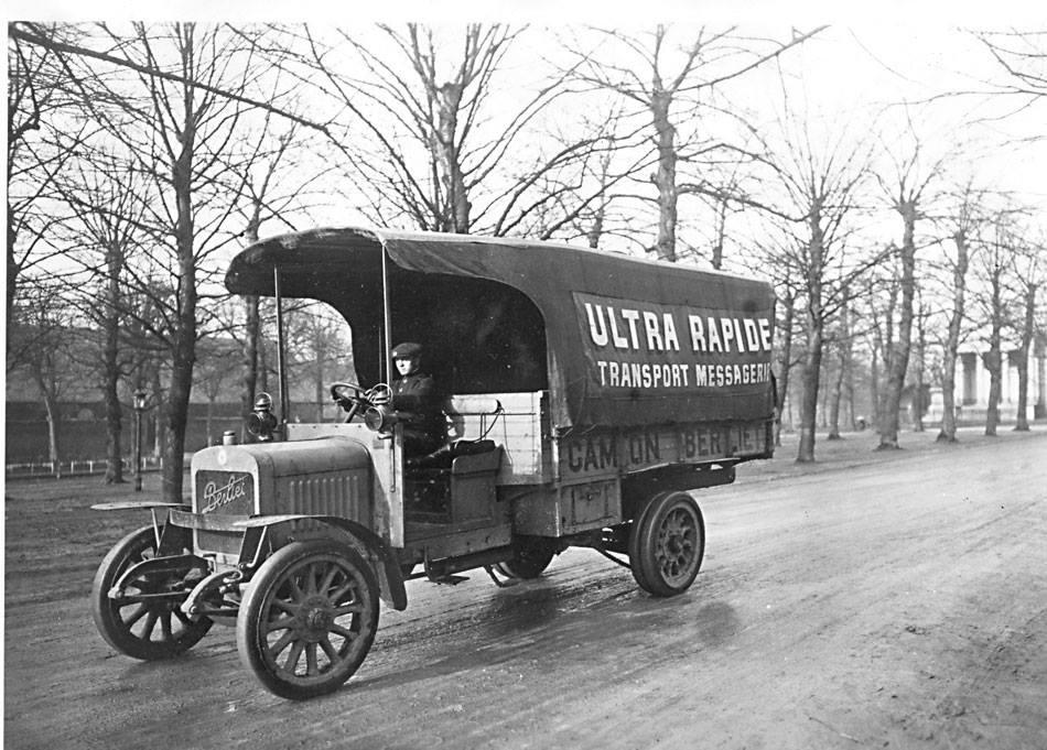 Berliet 1911