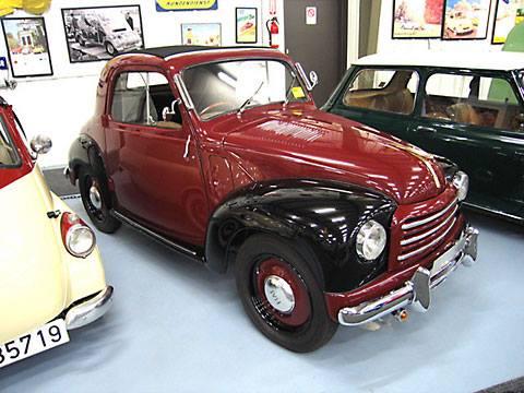 FIAT 500C 1952
