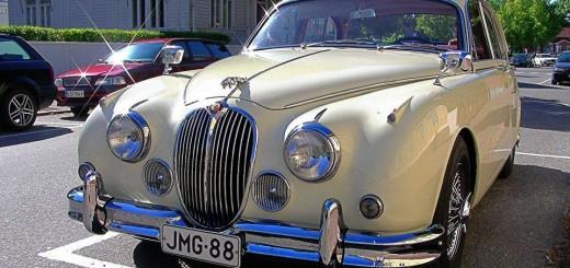 Jaguar MK2 Finland