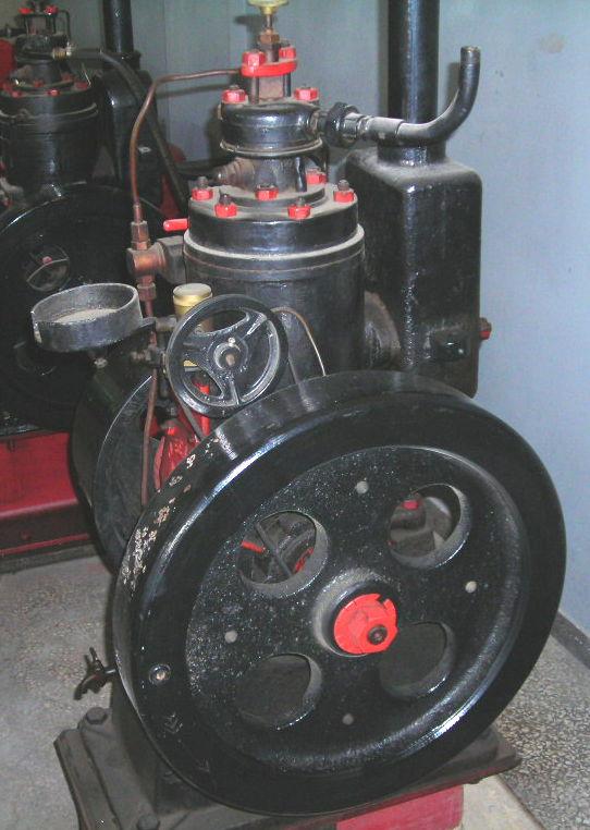 axelos diesel engine b640