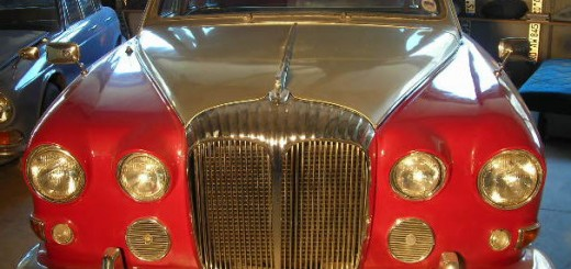 daimler limousine f