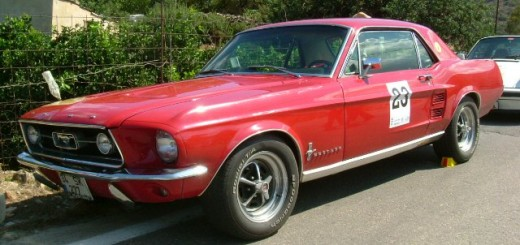 ford mustang 20
