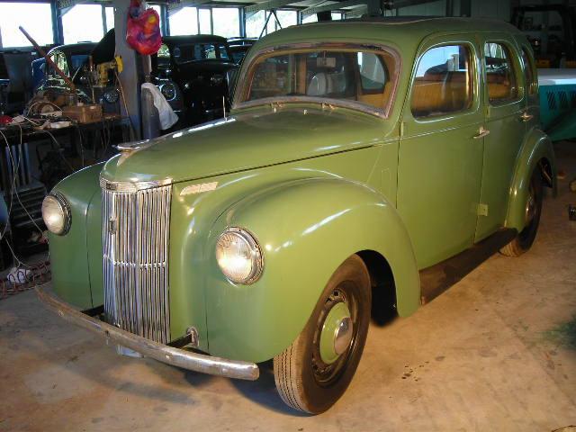 ford prefect 1953
