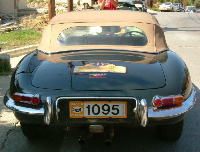 jaguar e type b