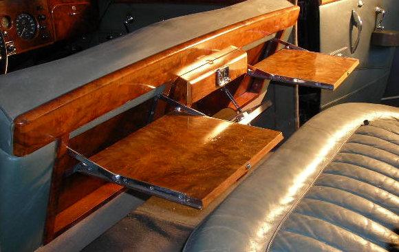 jaguar mk9 1961 rear seat