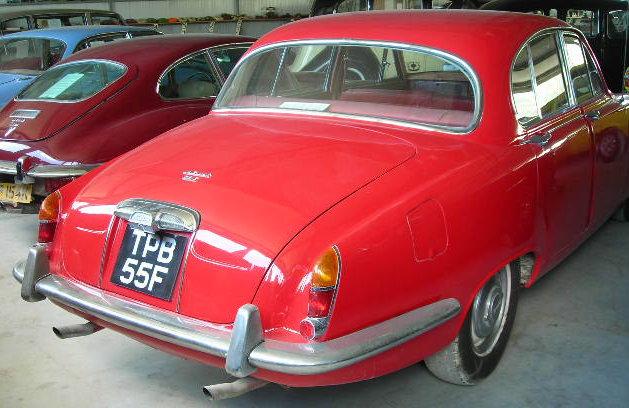 jaguar s type b