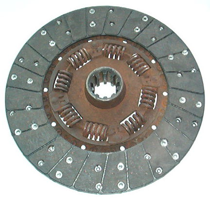 new clutch disk