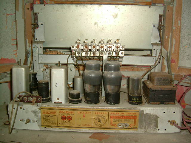 rca 19k radio chassis