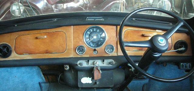 riley mini dashboard