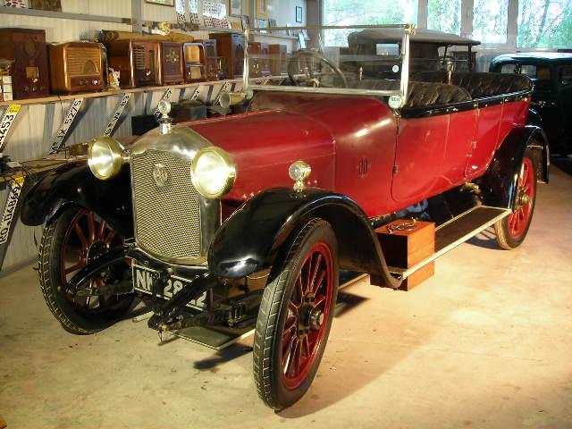 rover 12 1921