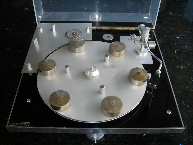 transcriptor reference turntable