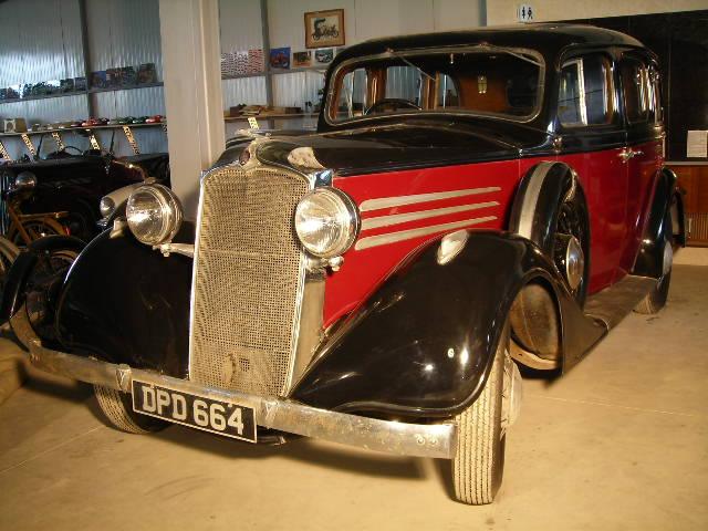 vauxhall 16  1935