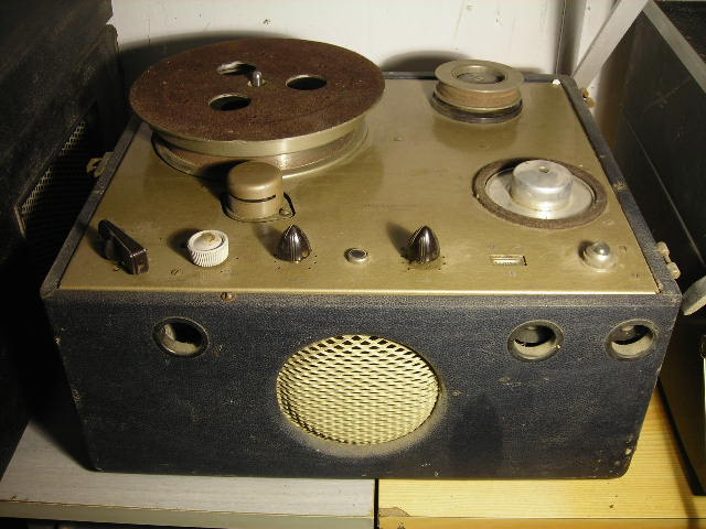wirek wire recorder