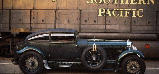 1929 Bentley Speed Six Coupe
