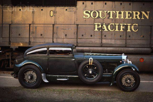 1929 Bentley Speed Six Coupe