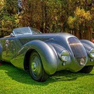 1936 Bentley 4 1 4 Litre Derby 'Embiricos' Roadster
