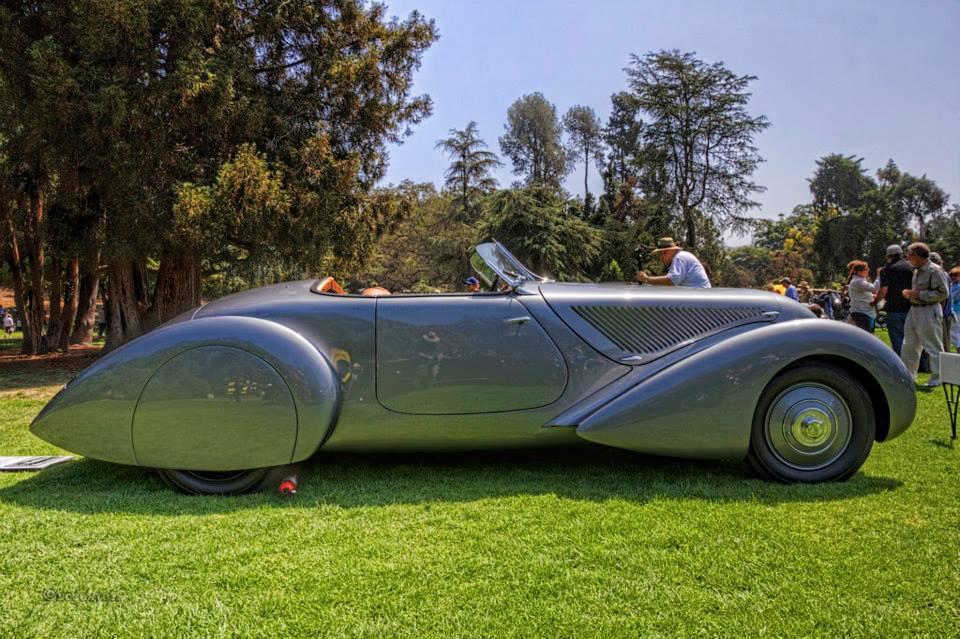1936 Bentley 4 1 4 Litre Derby 'Embiricos' Roadsters