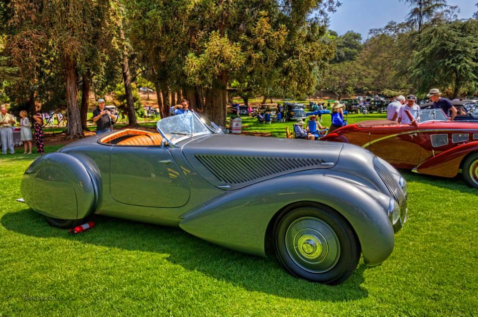 1936 Bentley 4 1 4 Litre Derby 'Embiricos' Roadsters1