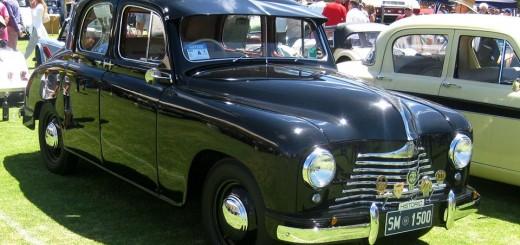 1949 Singer SM1500 saloon