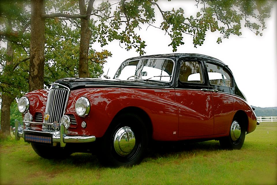 1949 Sunbeam Talbot Ten and 2 litre saloons were replaced in the summer of 1948 by the new 80 and 90 that were completely restyle
