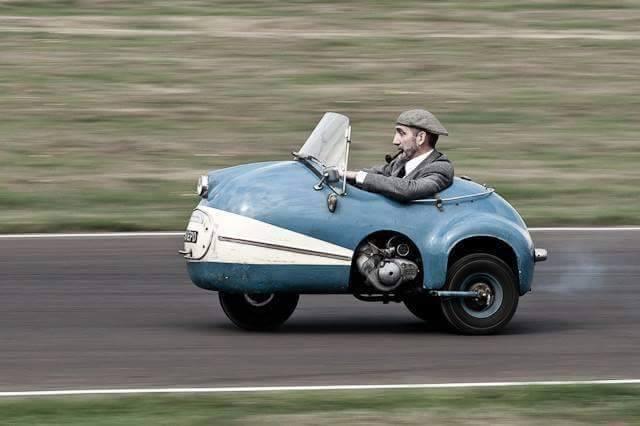 Bean vehicle