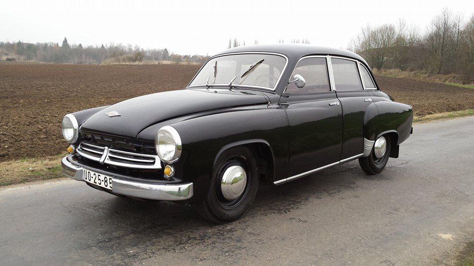 Wartburg 311 1957.