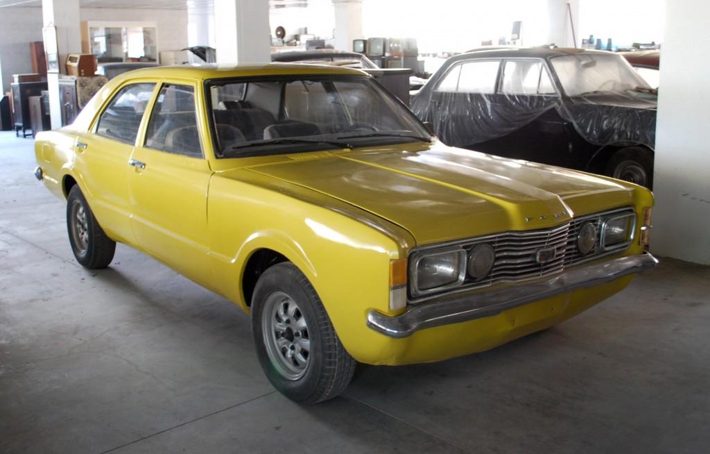 Ford Taunus GBFK